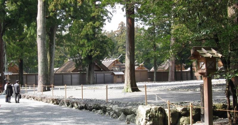 Main Sanctuary of Geku