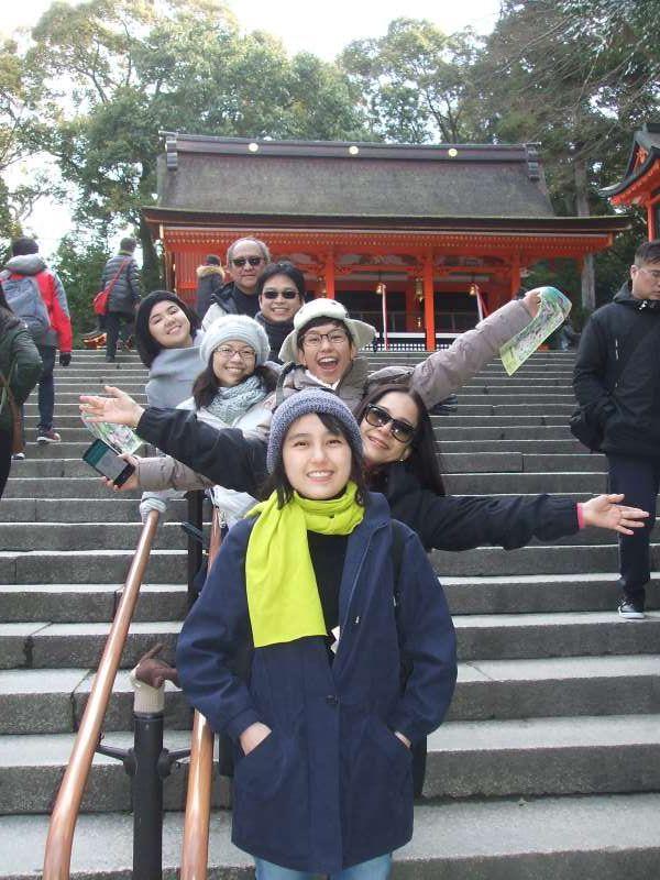 Fushimi-Inari shrine, Kyoto city, Kyoto