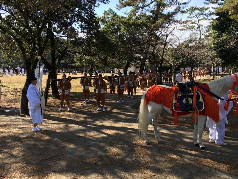 On-matsuri Festival in December