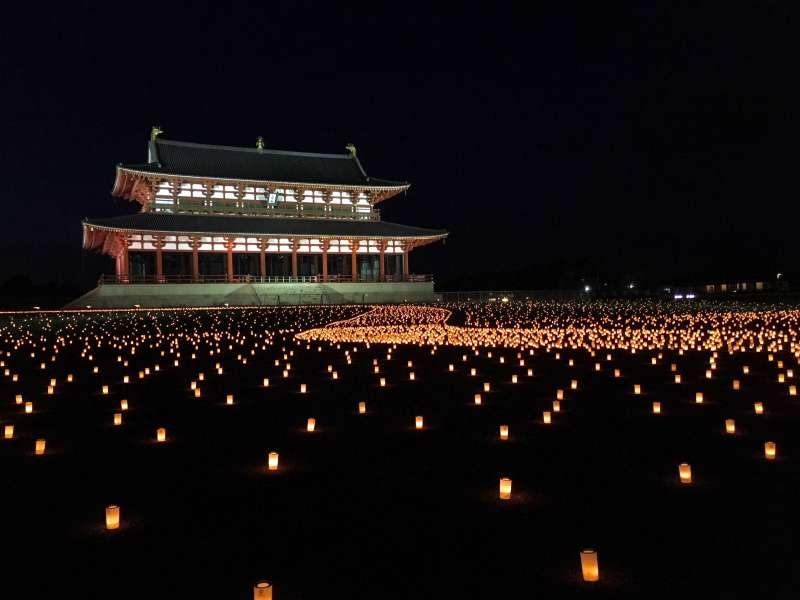 Tenpyosai Tanabata Festival(Star Festival) in August