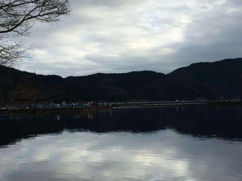 [Dec.] Lake Yogo in Early Winter (2 of 2)