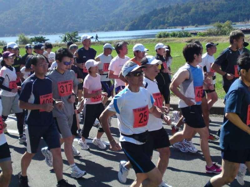 [Oct.] Lake Yogo Marathon (2 of 2)
