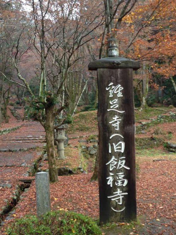 [Dec.] Autumnal Leaves at Keisoku-ji Temple (2 of 2)