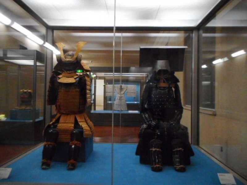 Option: Samurai Armors at Tokyo National Museum