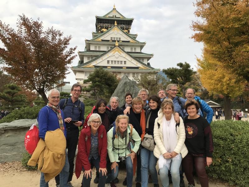 Osaka Castle, Chuo-Ku, Osaka city, Osaka