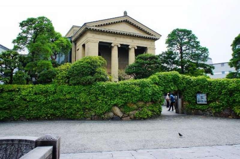 Ohara Art Museum  established by Mr. Magosaburo Ohara.