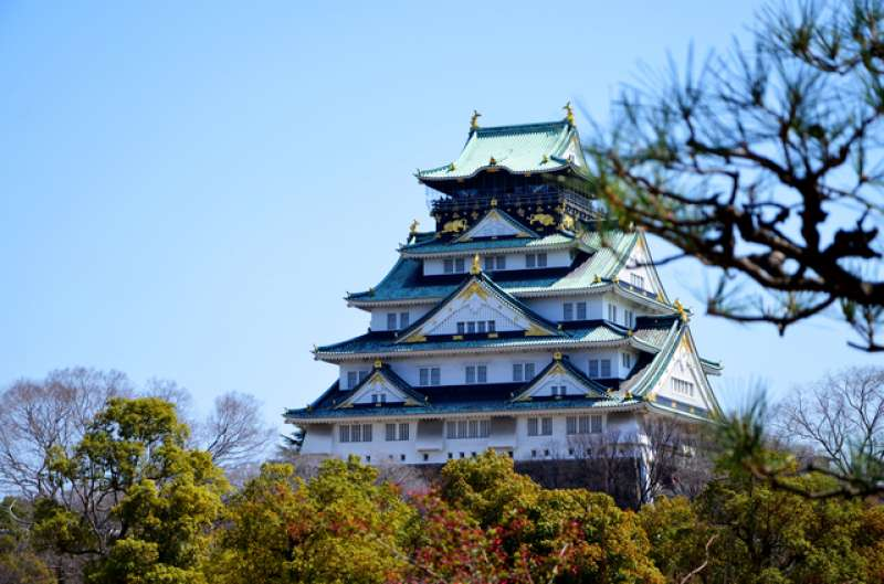 Main Keep of Osaka Castle