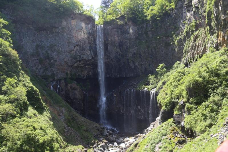 97 meter Kegon waterfall