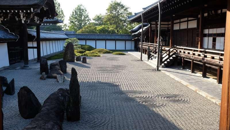 Toufukuji Garden