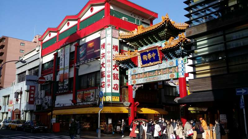 China Town (Enjoy shopping for Chinese foods items)