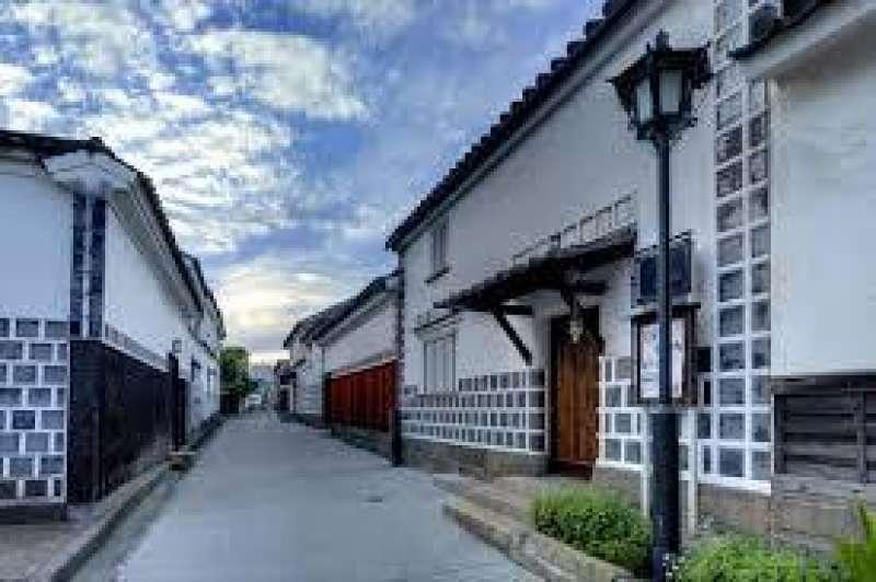 Bikanchiku, el casco antiguo de la ciudad de Kurashiki