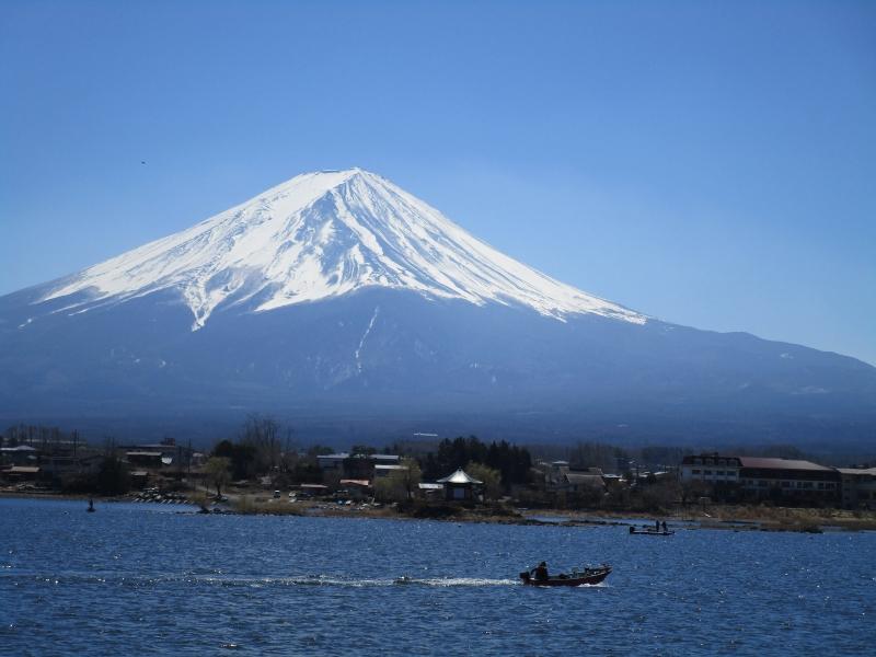 Mt. Fuji (April 4, 2019)