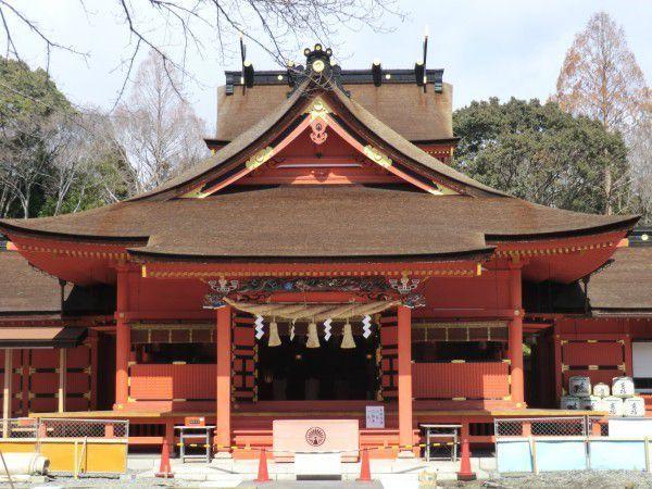 Fujinomiya Sengen shrine