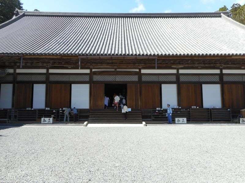 Zuiganji Temple, one of the most famous Zen temple in Tohoku(North-Eastern Japan) region. It is a national treasure.