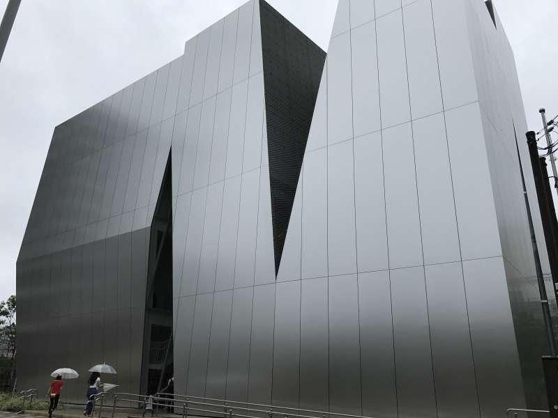 Hokusai Museum at Sumida city