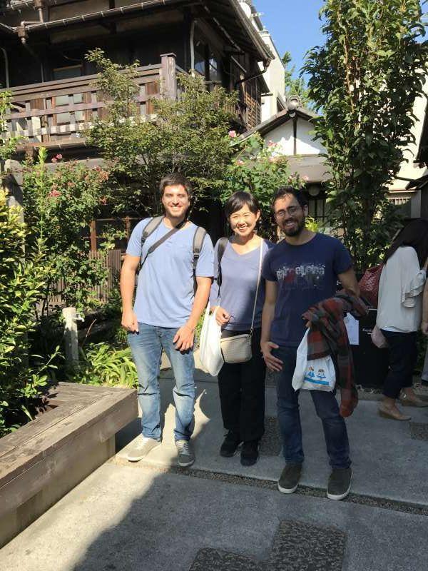 Yanaka & Ueno Sakuragi Atari