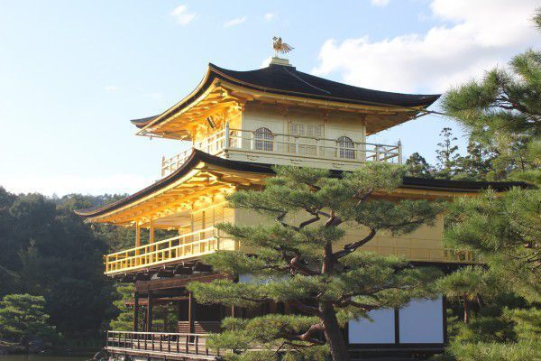 The Golden Pavilion ,,,,It's a surprise!  Beauty of the Pavilion beyond description.