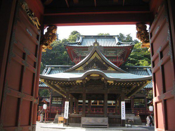 the Shizuoka Sengen Shrine