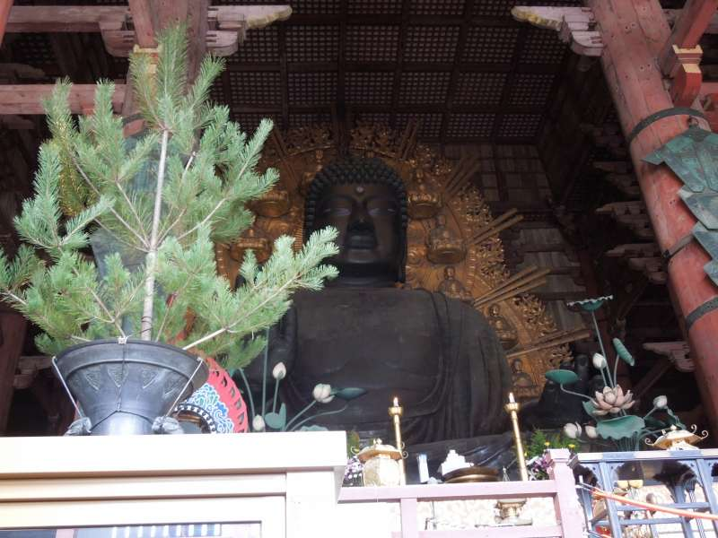 Gran Buda, es una gran imagen del budismo.