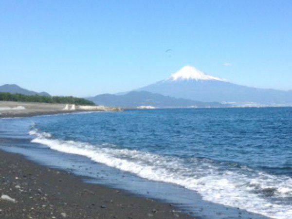 View from Miho-no-Matsubara