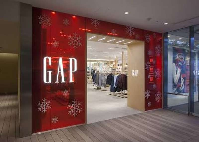 GAP is a well-known American brand. Tiny-sized clothing are available from 50cm. Good gift for new-born babies.