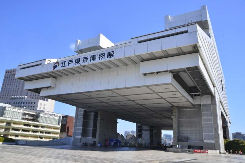 Edo Tokyo Museum (photo by Planetyze)