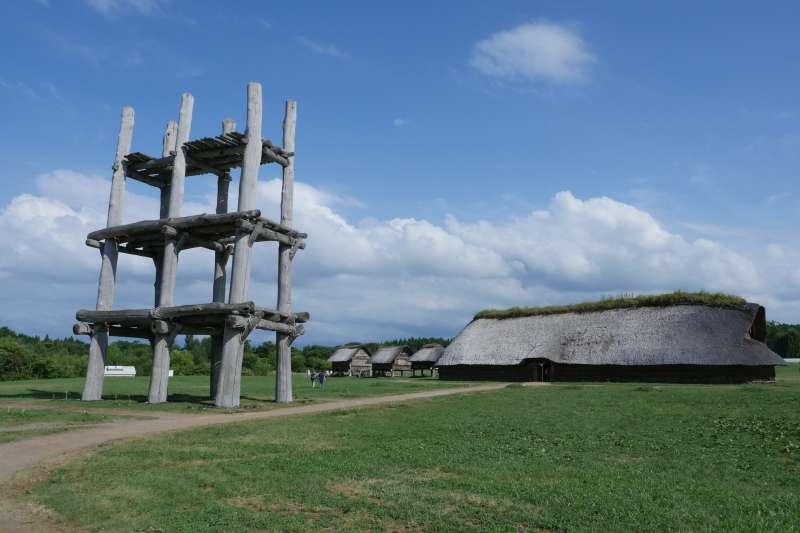 Sannai-Maruyama site (photo by Planetyze)