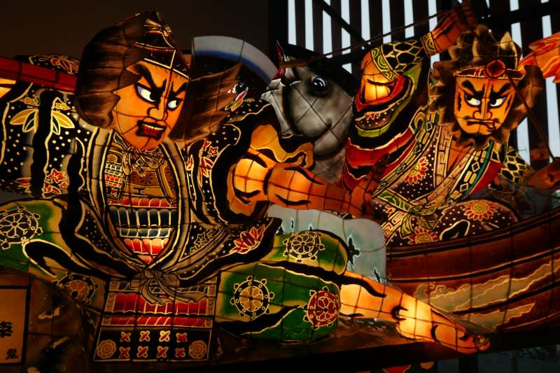 Nebuta Museum Wa Rasse (photo by Planetyze)