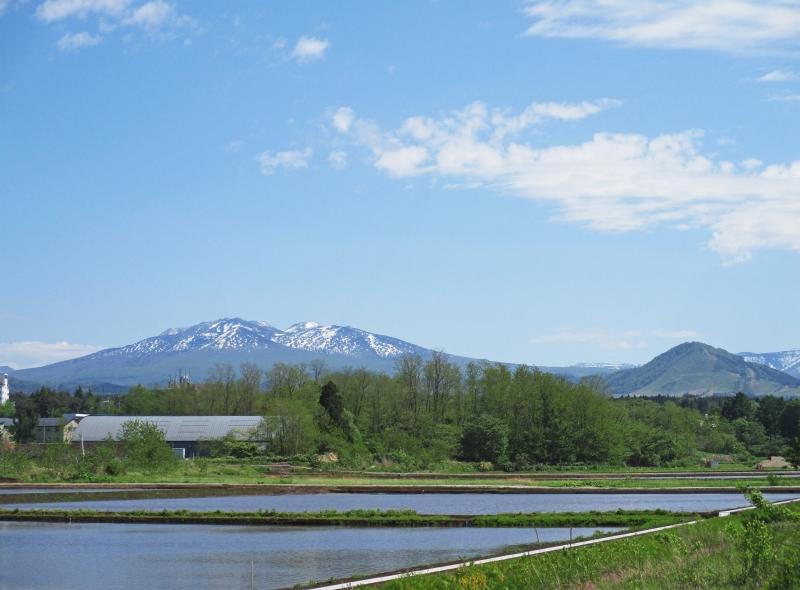 Hakkoda Mountains in Summer