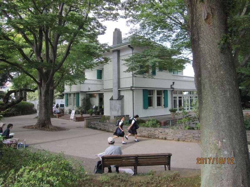 Ehrismann Residence: Yamate Heights