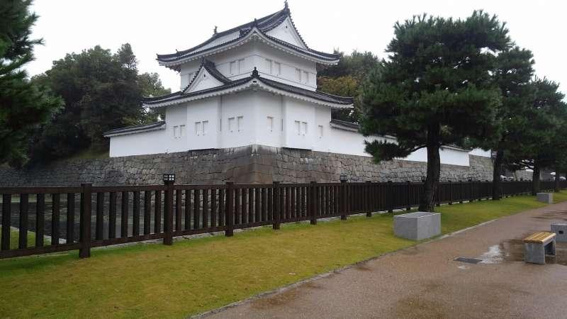 Nijyo castle