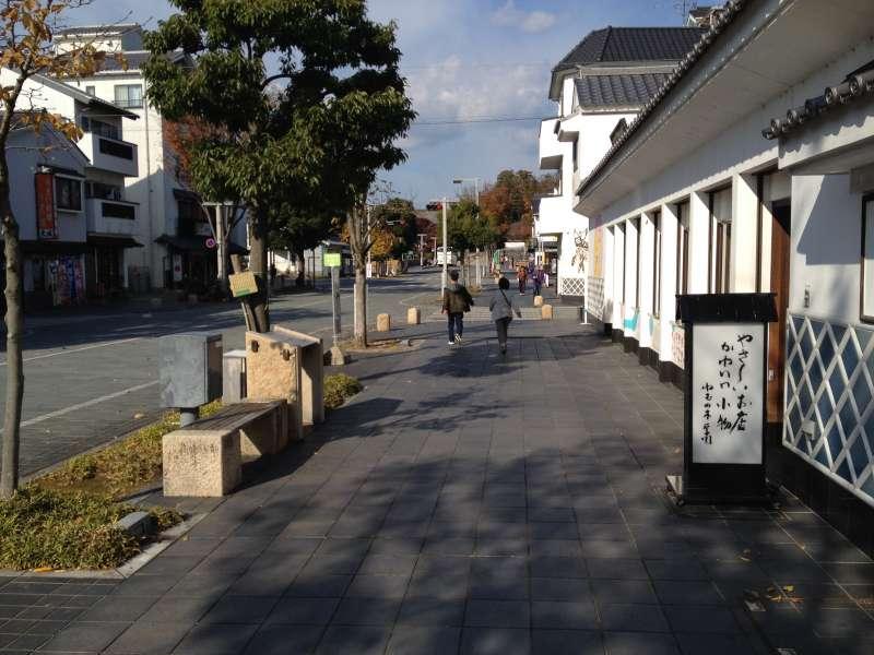 Street of Kakegawa town