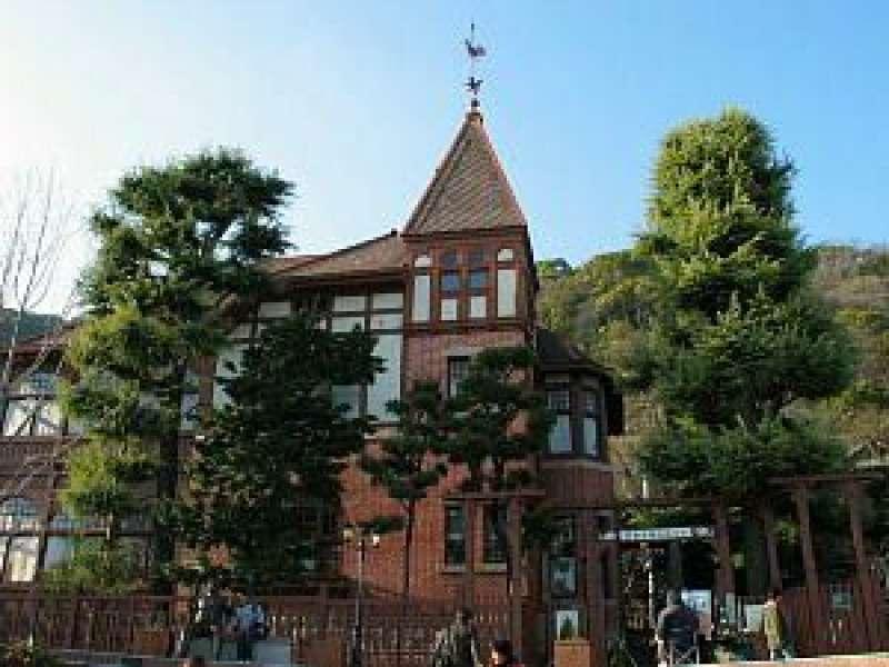 Kobe Kitano town