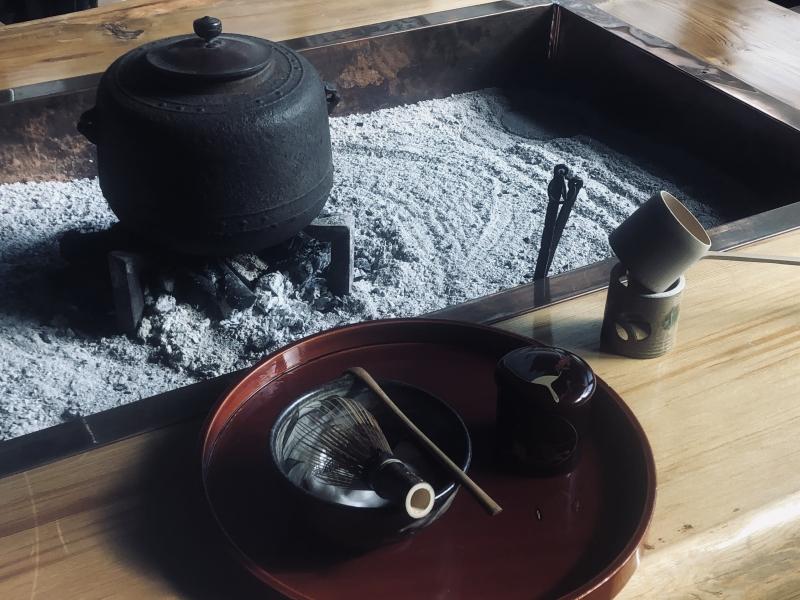 Utensils for Tea ceremony