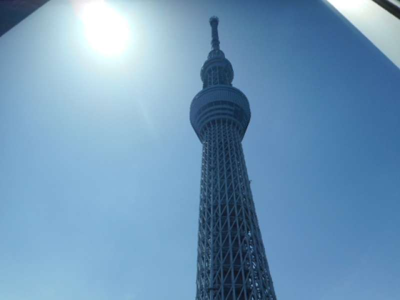 As a guide, I know many places you can enjoy the view of Tokyo without paying any admission fee.