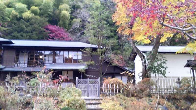Option for early risers: Kanaya Samurai House, the cottage that Dr. Hepburn and Isabella Bird stayed at in the 19th Century