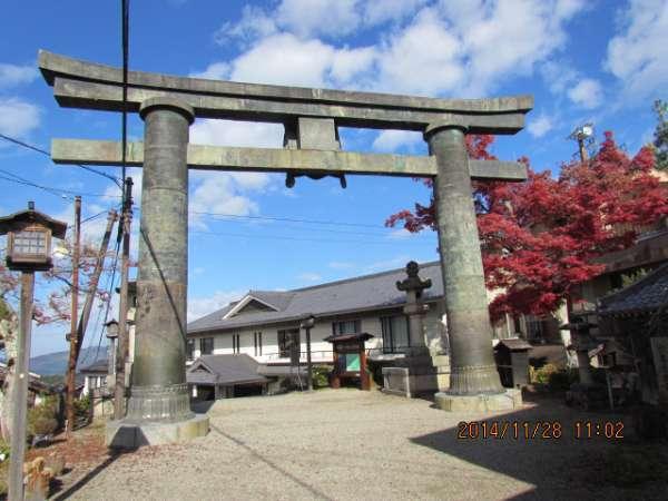 KIn-no-Torii (Shrine Gate)