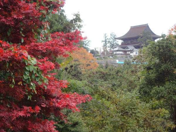 Zaodo viewed from Yoshimizu Shrine