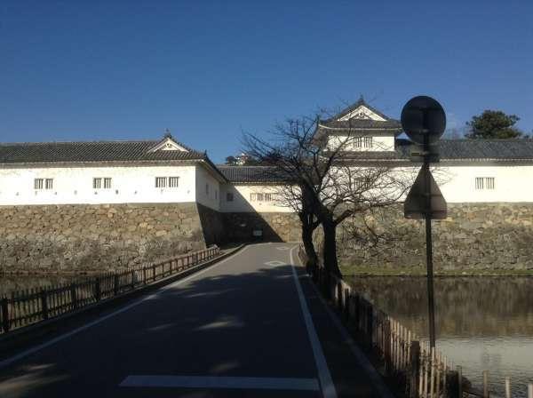 Sawaguchi Tamon Yagura Turrat (An Important Cultural Asset)
