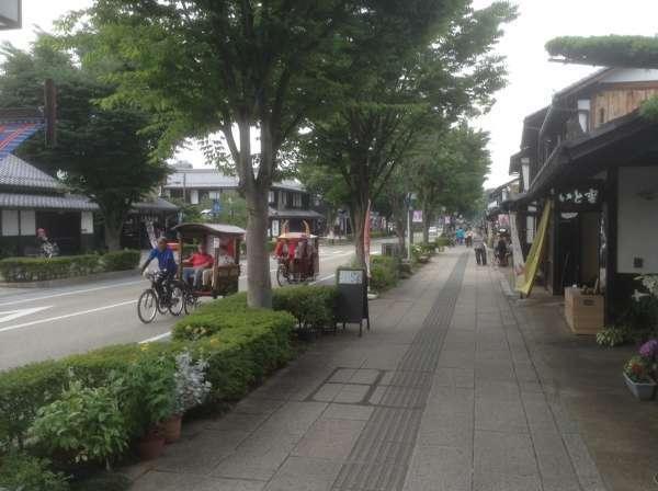 Hikone Castle Road