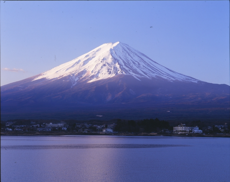 Fuji 5 lakes