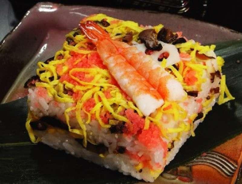 Iwakuni food(Iwakuni-sushi)