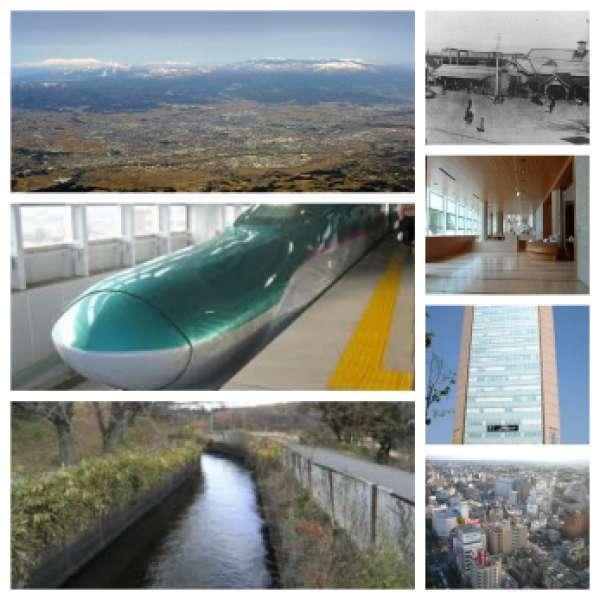 Water city Ko-oriyama, Frontier water road.