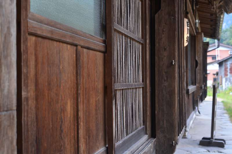 Takayama and Shirakawa-go is well known for their preserved houses. Each section/room has different purpose. Your guide will tell how they lived.