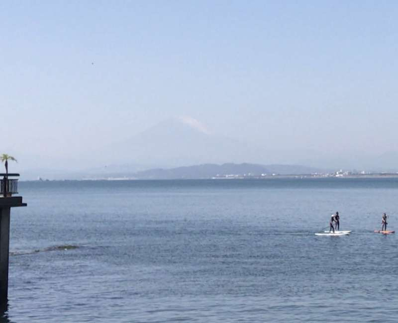 Starting with Benzeiten in Enoshima is always so refreshing. You must feel that your mind is gradually purified.