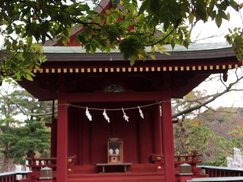 7. Another Benzaiten is here in Turugaoka-Hachimangu Shrine, which is the most famous shrine in Kamakura.