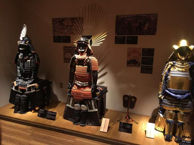 4.3 Samurai museum
