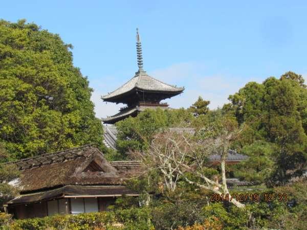 Dry Landscape Garden at Ryoanji Temple