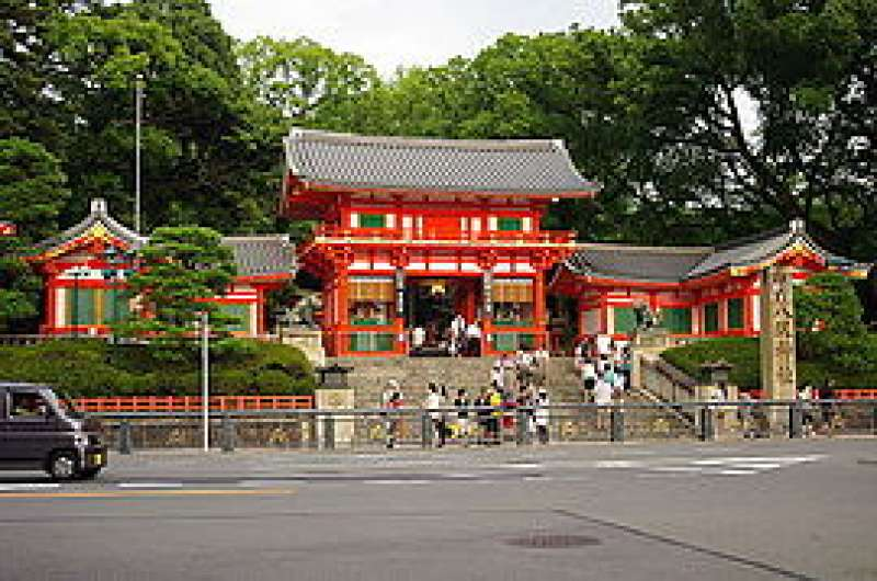 Yasaka Shrine West Gate