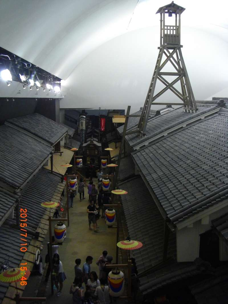 N03 - Osaka Museum of Housing and Living